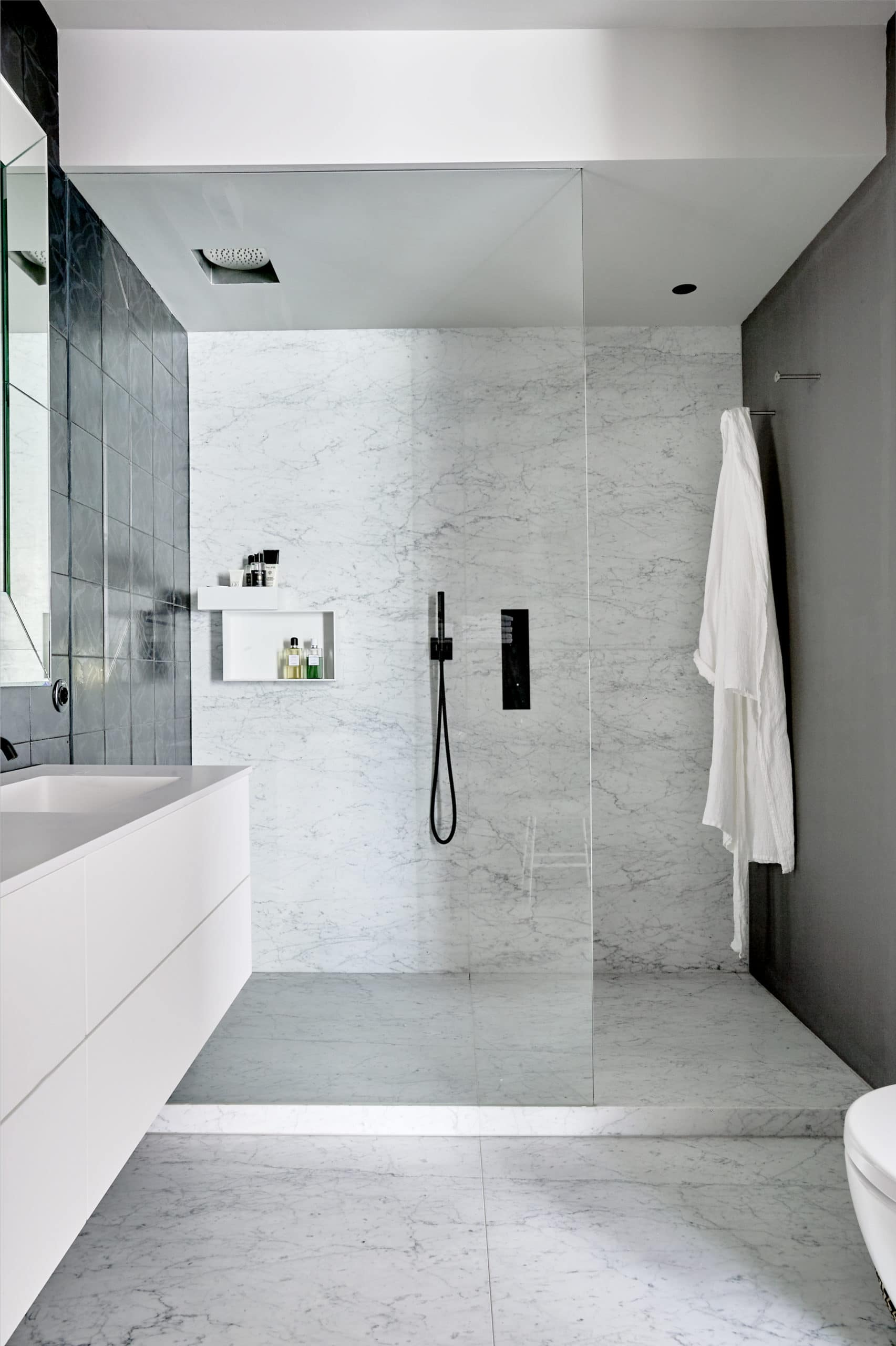 Boffi bathroom white