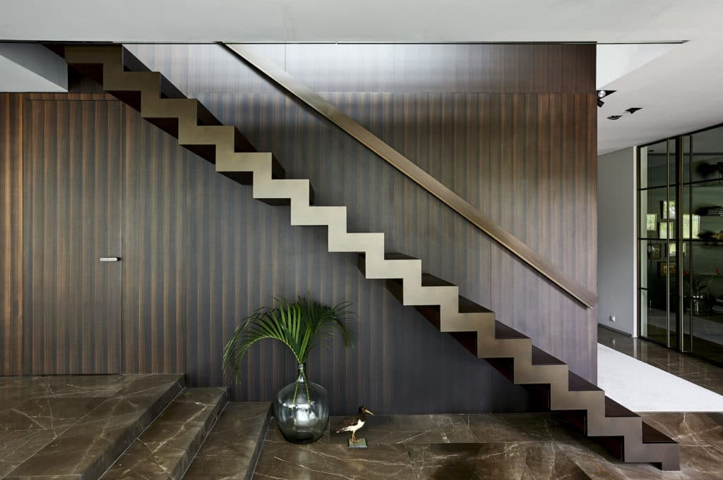Blaricum stairs Dis Studio interior design project